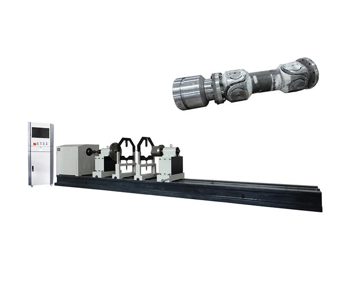 重型传动轴平衡机